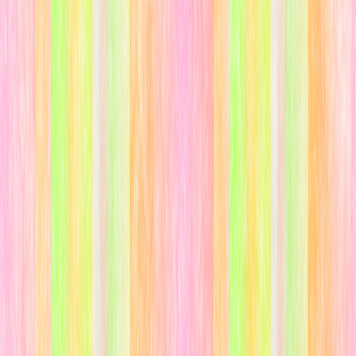 Scrapbook Paper with neon green, pink, light orange and yellow stripes