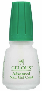 A Bottle of Gelous Nail Gel Base Coat